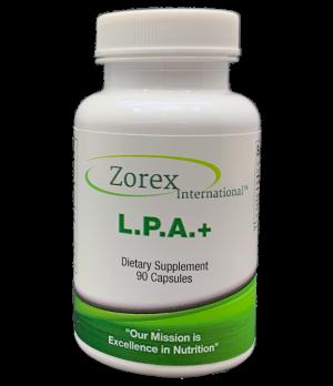 L.P.A. + (Lipoic Acid)